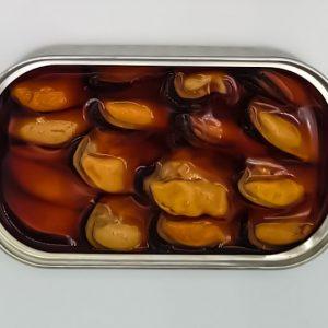 Etapa Cebreiro. Mexillóns fritidos en escabeche (12/16 pezas)
